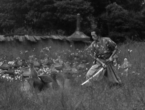Analysing Seven Samurai (1954)  (2/3)