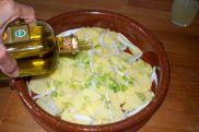 ponemos aceite de oliva virgen extra