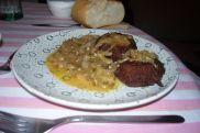 Buñuelos de cebolletas y garbanzos 026
