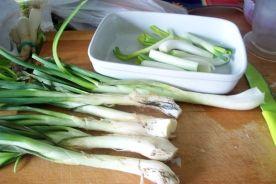 cebolletas en vinagre