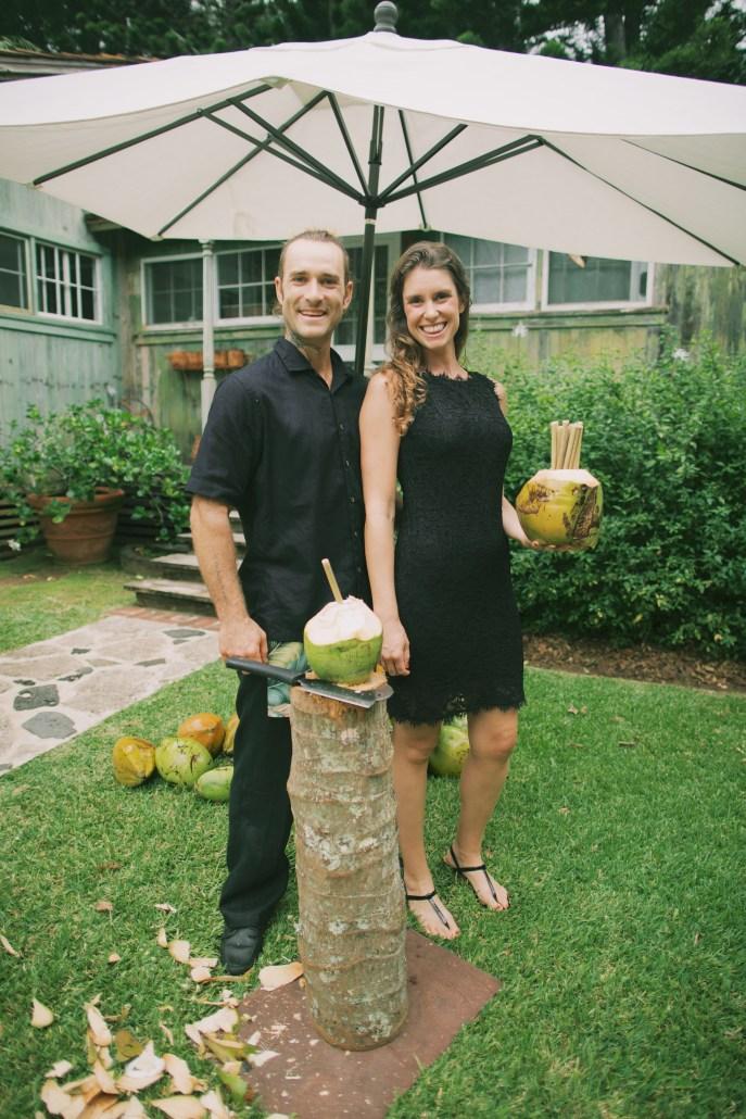 Maui Coconut Service