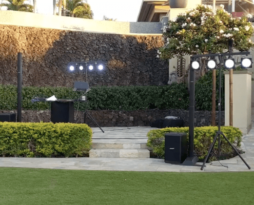 Four Seasons Maui DJ