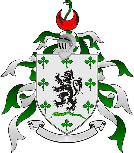 gallagers coat of arms