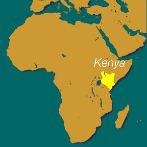 Kenya Africa Lord JoJo