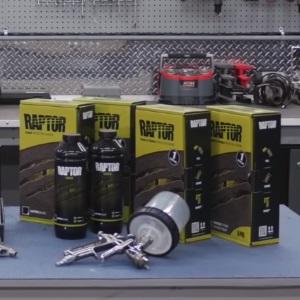 U-Pol Raptor Black Urethane Spray-On Truck Bed Liner Kit Review