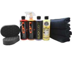 Chemical Guys Black Car Care Kit Review