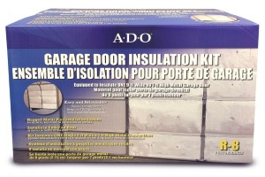 ADO Products Garage Door Insulation Kit Review