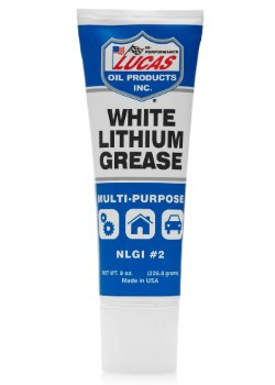 Lucas Oil Products White Lithium Grease Review