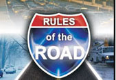 Learn the Rules of the Community's Road