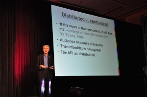 "Jeff Jarvis at SES Chicago 2009 ""Media is Old"""