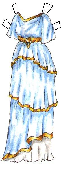 historical greek 3 Greek Fashion