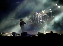 Download Festival 2007: The Cure, BRMC, Metric, She Wants Revenge, The Black Angels 3