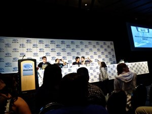 Monster Hunter Panel at WonderCon 2015