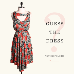 AnthropologieDress