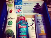 My @Influenster #WellnessVoxbox