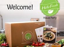 HelloFresh House party + Examiner articles 5