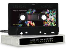Echo & the Bunnymen MP3 Cassette from Concert Live 1