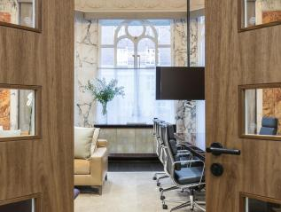 Office fit out for global finance firm
