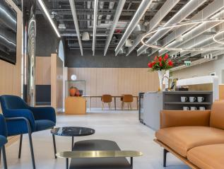 Phase 2 of new offices for Finance Firm