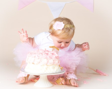 Tahlia Smash Cake-13