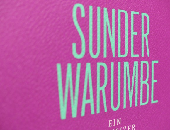 Secession_Sunderwarumbe_Typo