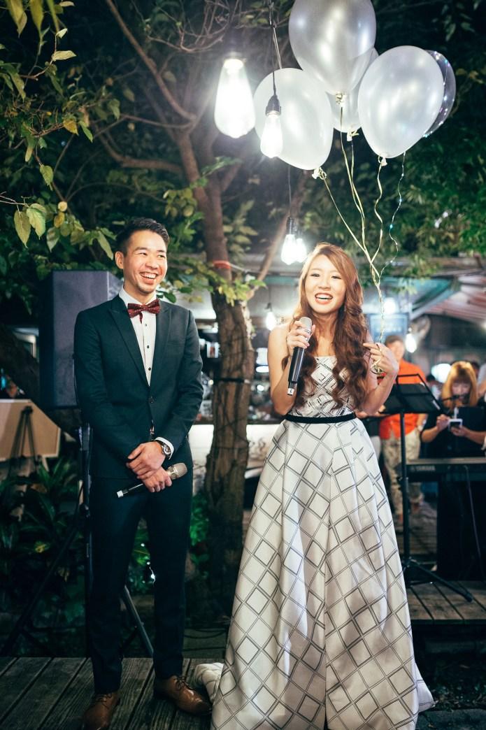 婚攝小亮 婚禮紀錄 華山Trio 美式婚禮 LIANGPHOTOGRAP