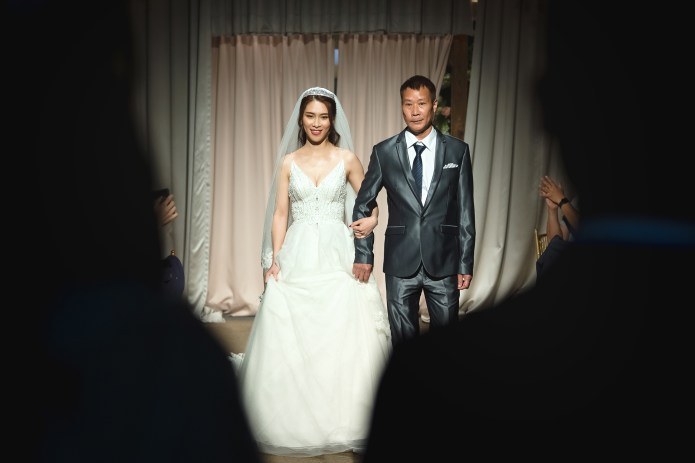 婚攝小亮 婚禮紀錄 民權晶宴 香謝玫瑰園婚攝 EAS