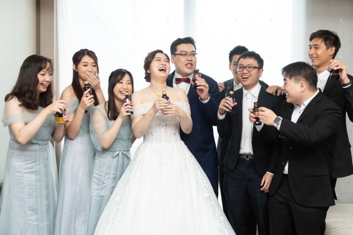 婚禮紀錄 婚攝小亮 推薦婚攝 新板希爾頓 希爾頓