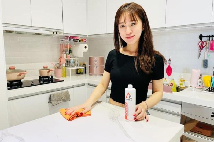 受保護的內容: 【居家鍍膜DIY推薦】CeraLiv 家速鍍~在家就可以輕鬆幫傢俱鍍膜。居家清潔的救星