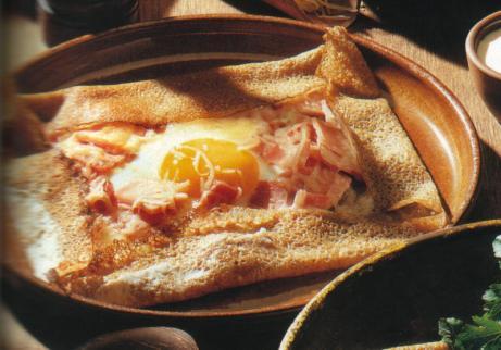 法式鹹薄餅