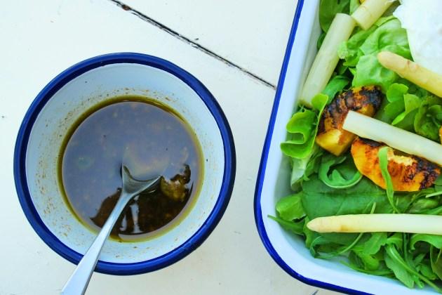 法式醬汁- 蜂蜜巴薩米可酒醋醬汁Vinaigrette au miel-3