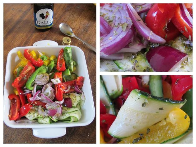 義式烤蔬菜沙拉-2