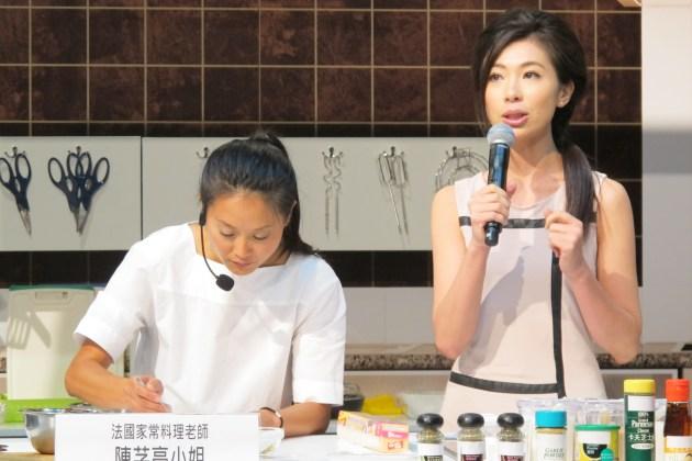 香港美食博覽會法式家常甜點示範HKTDC Food expo