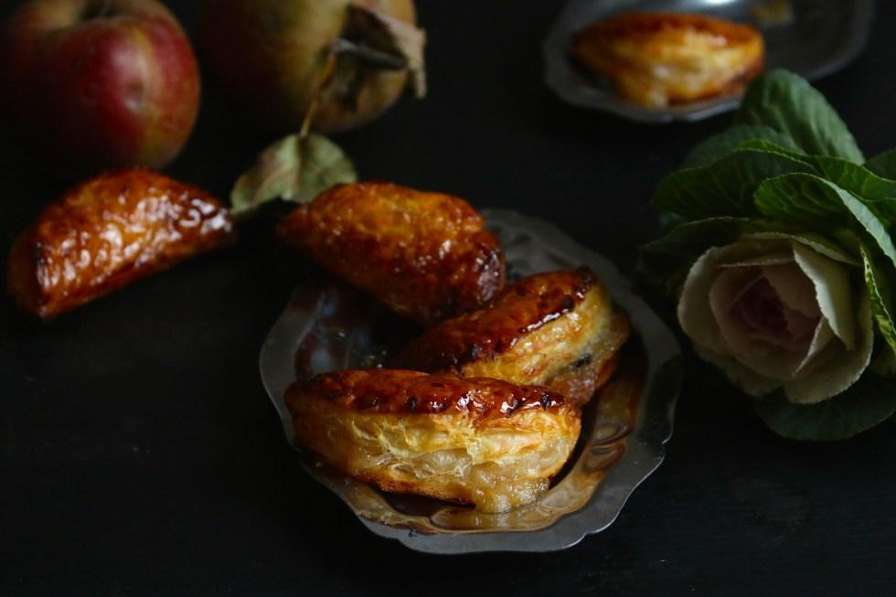 蘋果酥Chaussons aux pommes-2