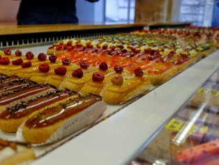 巴黎低於10歐的美食甜點ㄧL'éclaire de génie -1