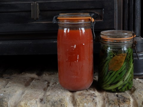 蔬菜在我的罐子裡-無水熬煮番茄醬Sauce tomates-12