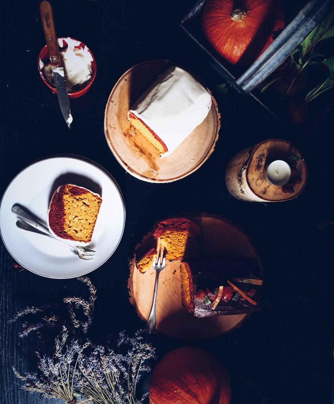 法國家常雙色蛋糕