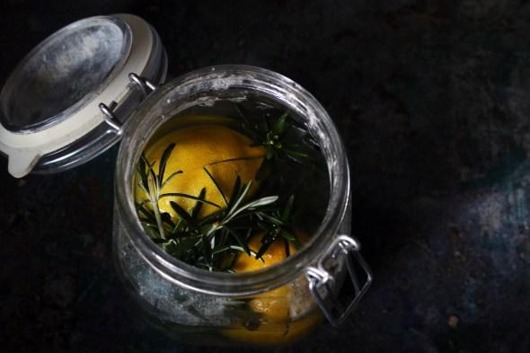 鹽封檸檬CITRON CONFITS