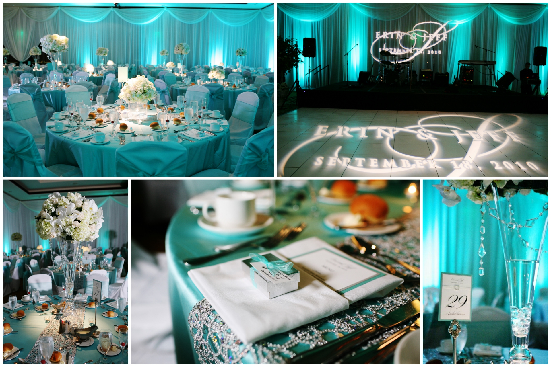 The Tiffany Blue Theme Wedding Ideas