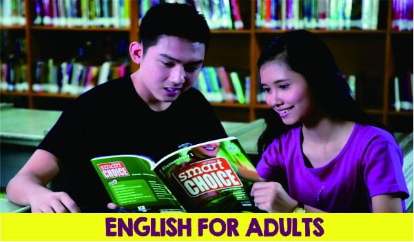 ENGLISH FOR ADULTS LIA SEMARANG