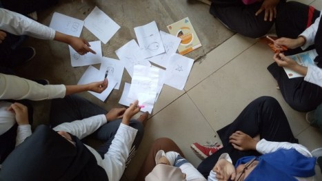 lia-semarang-english-camp-drawing
