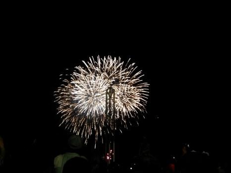 Nagoya port fireworks festival Japan