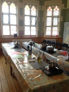 Lia's Kitchen Cooking workshop Four Elms