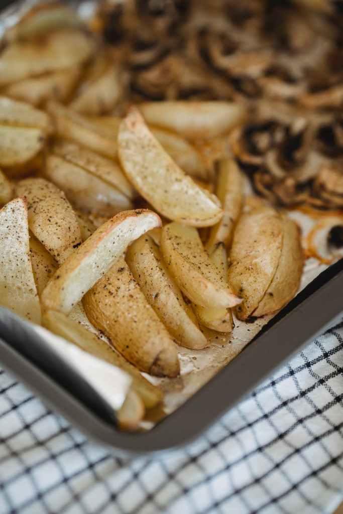 bread food wood dinner