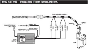 MSD 6AL Ignition Module w Rev Control  Installation Instructions | AmericanMuscle