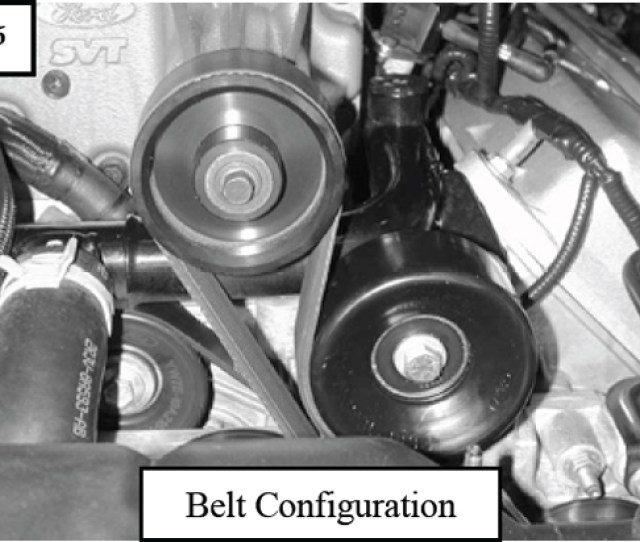 Make Sure The Belt Is Installed Correctly See Picture 6 Start Motor And Make Sure The Belt And Pulley Are Aligned Properly