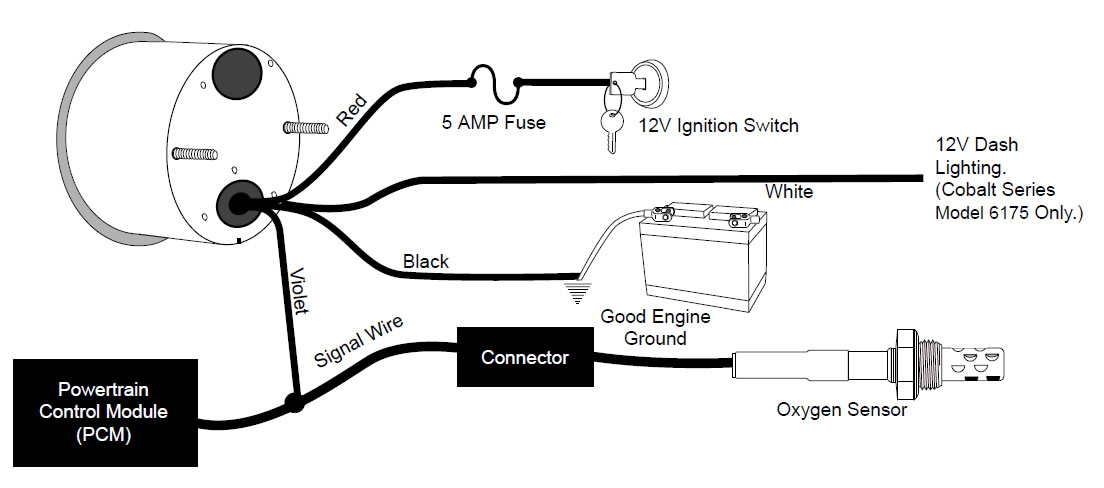 How To Install An Auto Meter Pro-Comp Ultra-Lite Air/Fuel