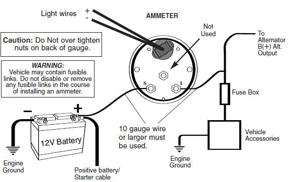 guide 13502 05?resize=573%2C362&ssl=1 voltmeter gauge wiring diagram wiring diagram Basic Electrical Wiring Diagrams at bayanpartner.co