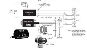 How to Install a Ford Racing Tachometer w Shift Light on Your 19792012 Mustang   AmericanMuscle
