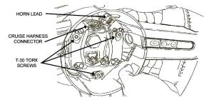 How to install a Grant Steering Wheel on your 20052009